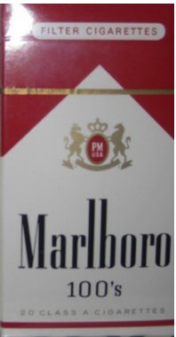 Marlboro 100 S Red Box Sami S Fairfax Grocery