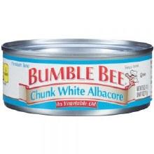 Bumblebee Chunk  Albacore 5 oz