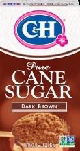 C & H   Dark Brown 1 Lb