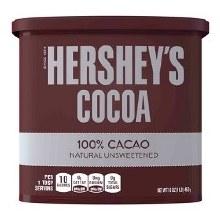 Hershey's Cocoa 8 oz