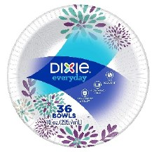 Dixie Everyday Bowls 36 count