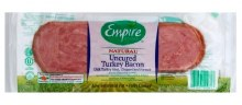 Empire Turkey Bacon 8 oz