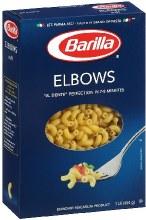 Barilla Elbows 1 lb