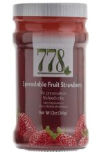 778 Strawberry Preserve 340 g