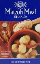 Jerusalem Matzo Meal 16 oz