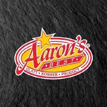 Aarons Beef Franks 12 oz