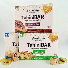 Absolutely Tahini Bar Vanilla  4.4 oz