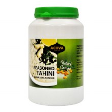 Achva Seasoned Tahini 500 g