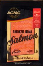 Acme Nova Smoked Salmon 8 oz