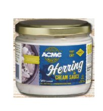 Acme Herring In Cream Sauce 12 oz