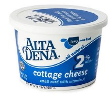 Alta Dena Cottage Low Fat half pint