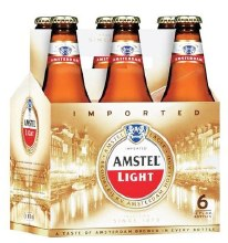 Amstel Light 6 pack 12oz