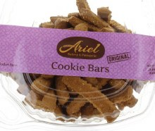 Ariel Cookie Bars 21.16 oz