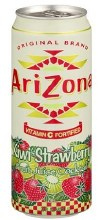 Arizona  Kiwi Strawberry 23 oz