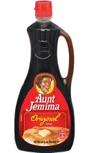 Aunt Jemima Syrup 24 oz