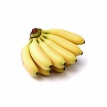 Baby Bananas -- Per Lb