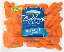 Baby Carrots Bag 1 Lb