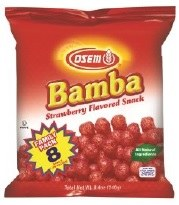 Bamba Strawberry Family 8 bags