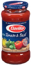 Barilla Tomato & Basil