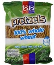 B & B Whole Wheat Supersticks 5 oz