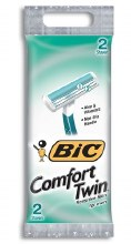 Bic Comfort Twin Razors 2 pack
