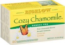 Bigelow Chamomile Tea 20 count