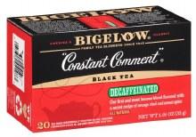 Bigelow Constant  Decaf 20 cts