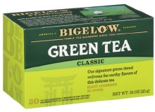 Bigelow Green Tea 20 cts