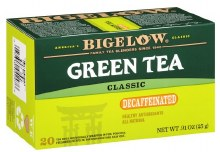 Bigelow Green Tea Decaf 20 cts