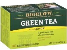 Bigelow Green Tea Lemon 20 count