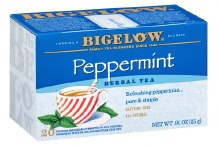 Bigelow Peppermint Tea 20 count