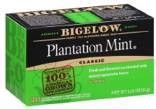 Bigelow Plantation Mint 20 cts