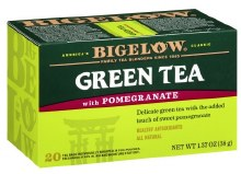 Bigelow  Pomegranate 20 cts  1.37 oz