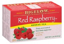 Bigelow Raspberry Tea 20 count