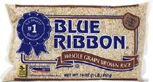Blue Ribbon Brown Rice 32 oz