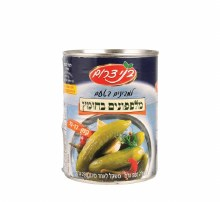 Bnei Darom Pickles 13-17 Vinegar