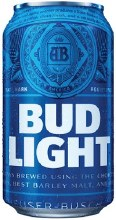 Bud Light 6 x 12 oz cans