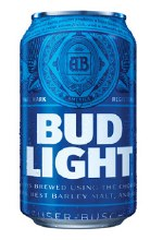 Bud Light 6 x 16 oz cans