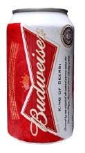 Budweiser 6 x 12 oz  cans