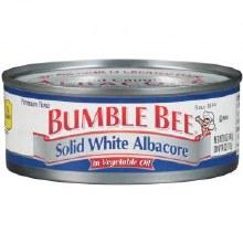Bumblebee Solid Albacore 5 oz