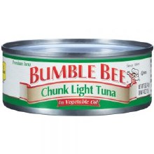 Bumble Bee Chunk In Oil 5 oz