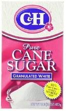 C & H Sugar 1 Lb