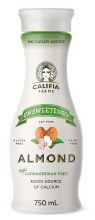 Califia Almond Unsweet 48 oz