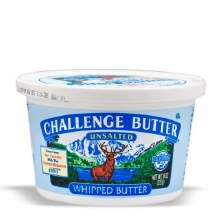 Challenge Whipped Butter 8 oz