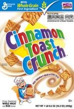 Cinnamon Toast Crunch 12.2 oz