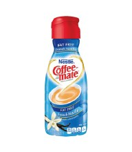 Coffee Mate French Vanilla Fat Free   32 oz
