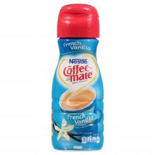 Coffee Mate French Vanilla 16 oz