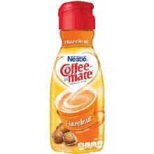 Coffee Mate Hazelnut 16 oz