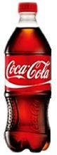 Coke 20 oz