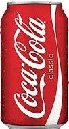 Coke 12 oz can